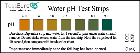 9 In 1 Water Test Kit At Home Drinking Water Quality