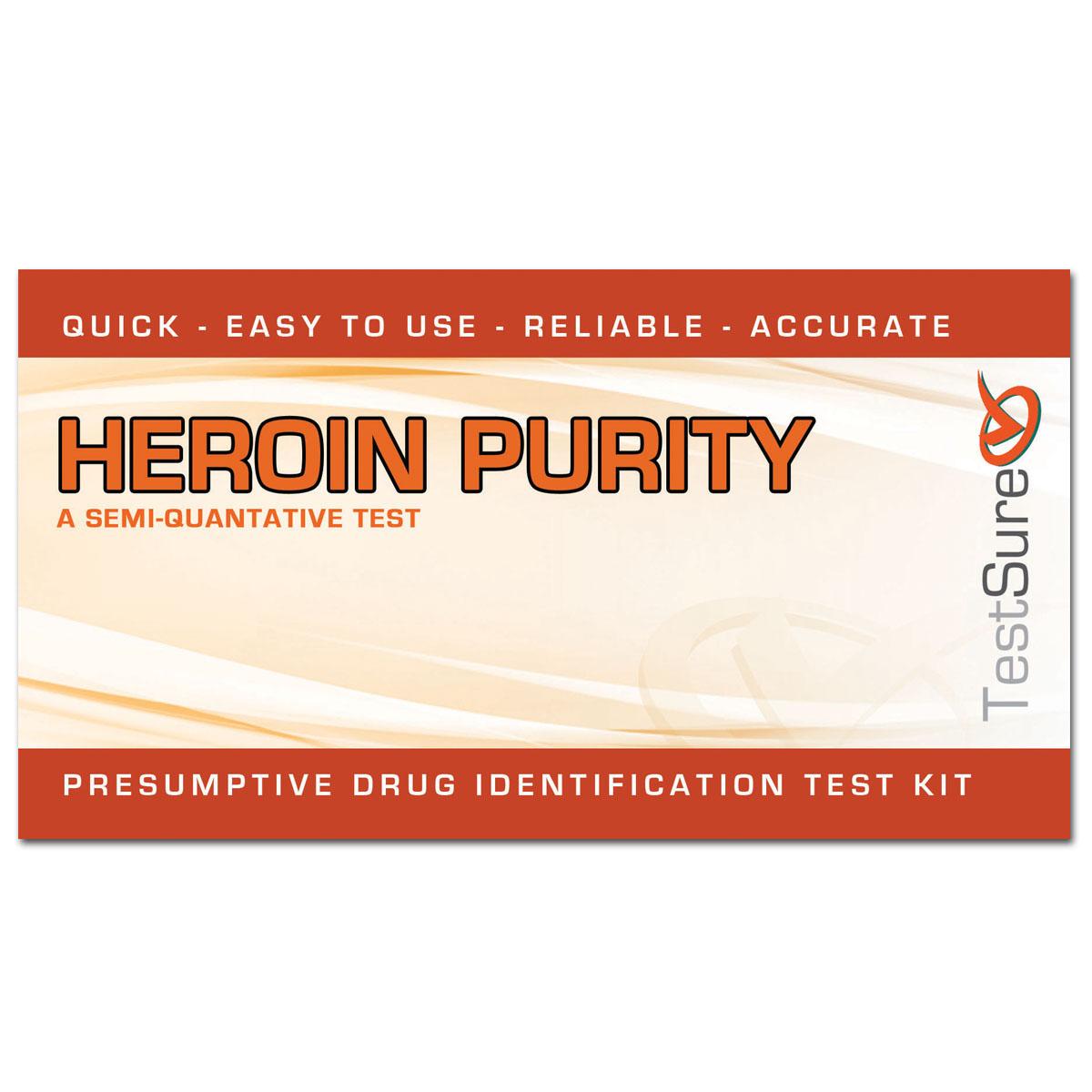 heroin purity test kit