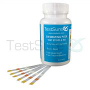 spa test strips