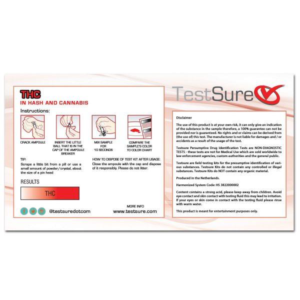 thc test kit