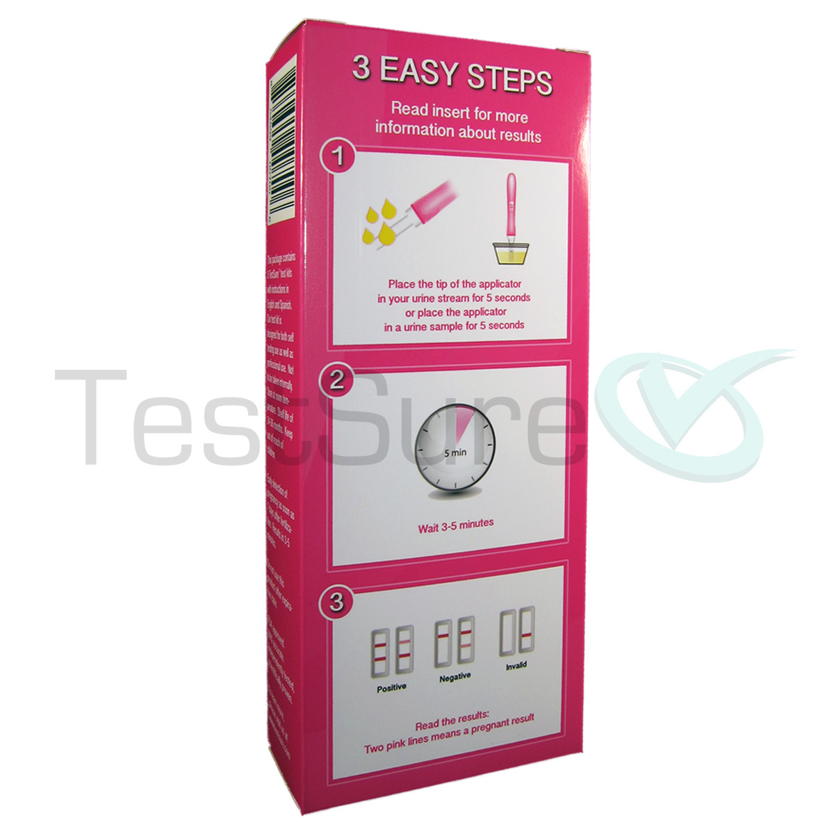 at home pregnancy test