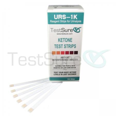 ketosis test strips