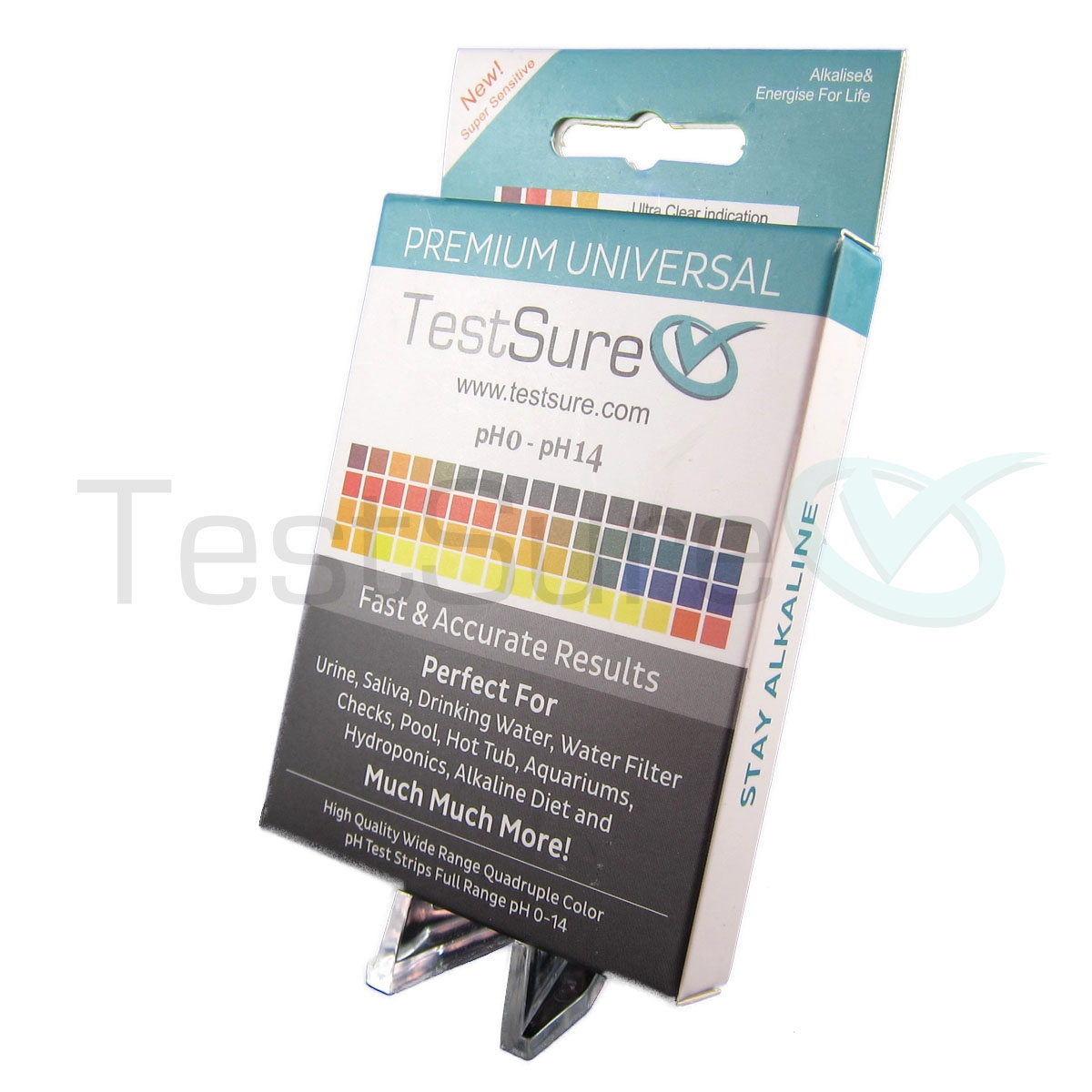 Ph Test Strips For Water